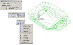 Zcela přepracovaný plošný a síťový modelář